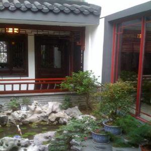 苏州清水湾庭院